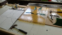 6. Complete Cutting Of All Panels.