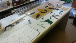 5. Complete Cutting Of All Panels.