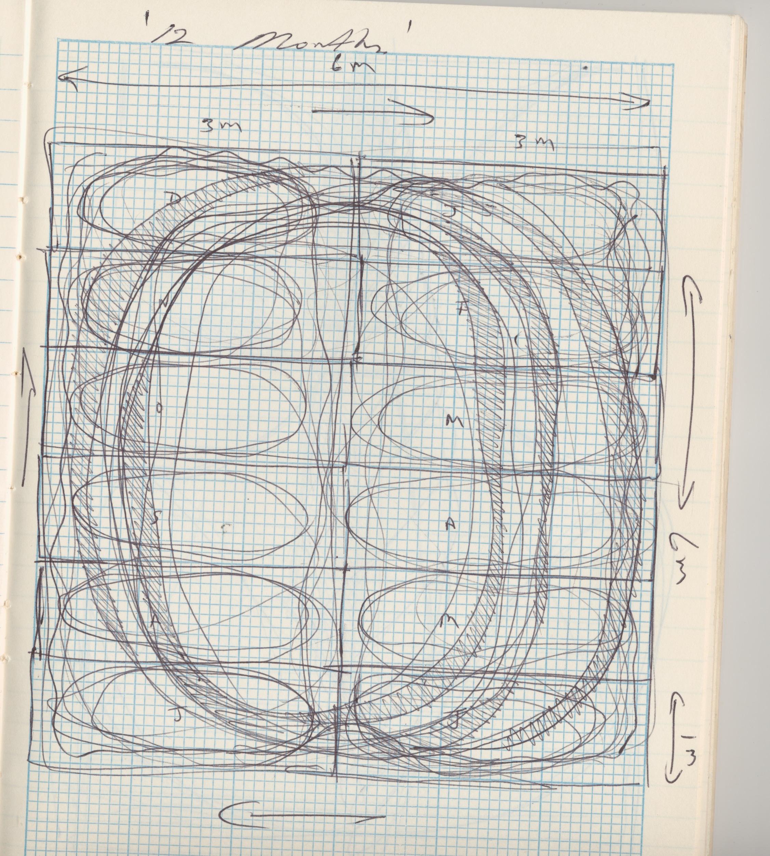 Apostles Sketch.2