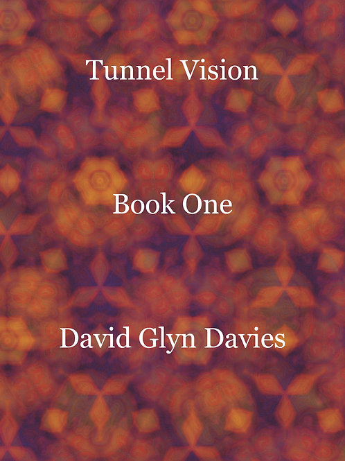 Book 'Tunnel Vision' Poetry and Artworks