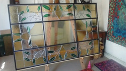 8. Place Completed Panels In Frame