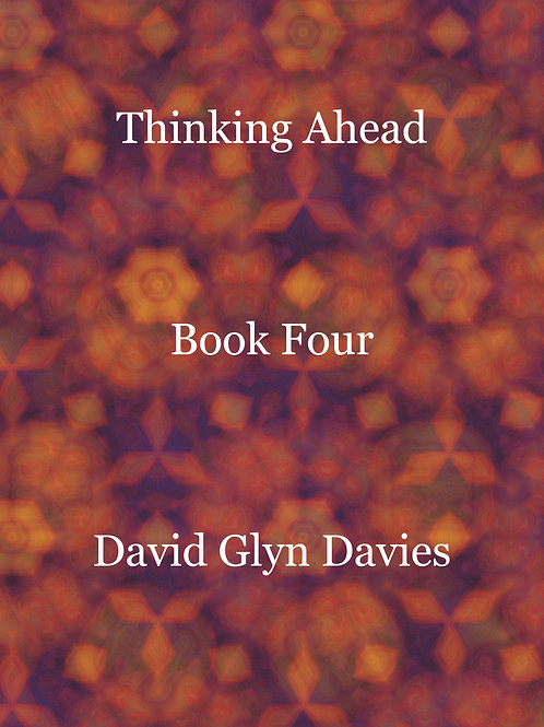 Book 'Thinking Ahead' - Poetry and Artworks