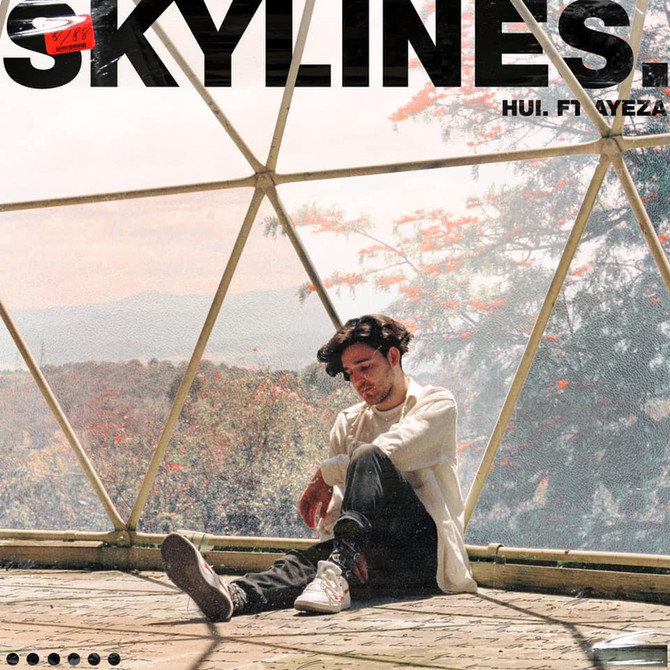 HUI. New single release 'Skylines' (featuring AYEZA).