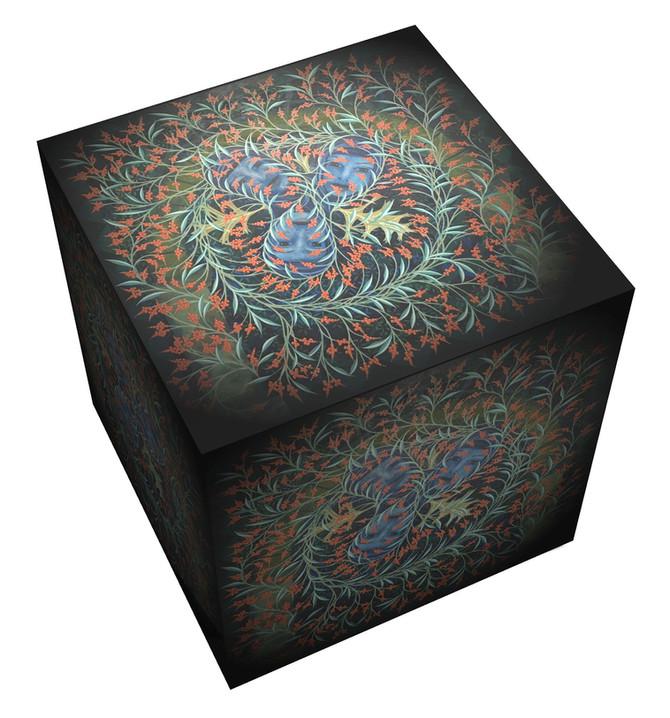 Tripartite Cube 1