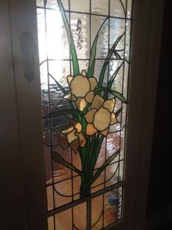 Double Doors Detail