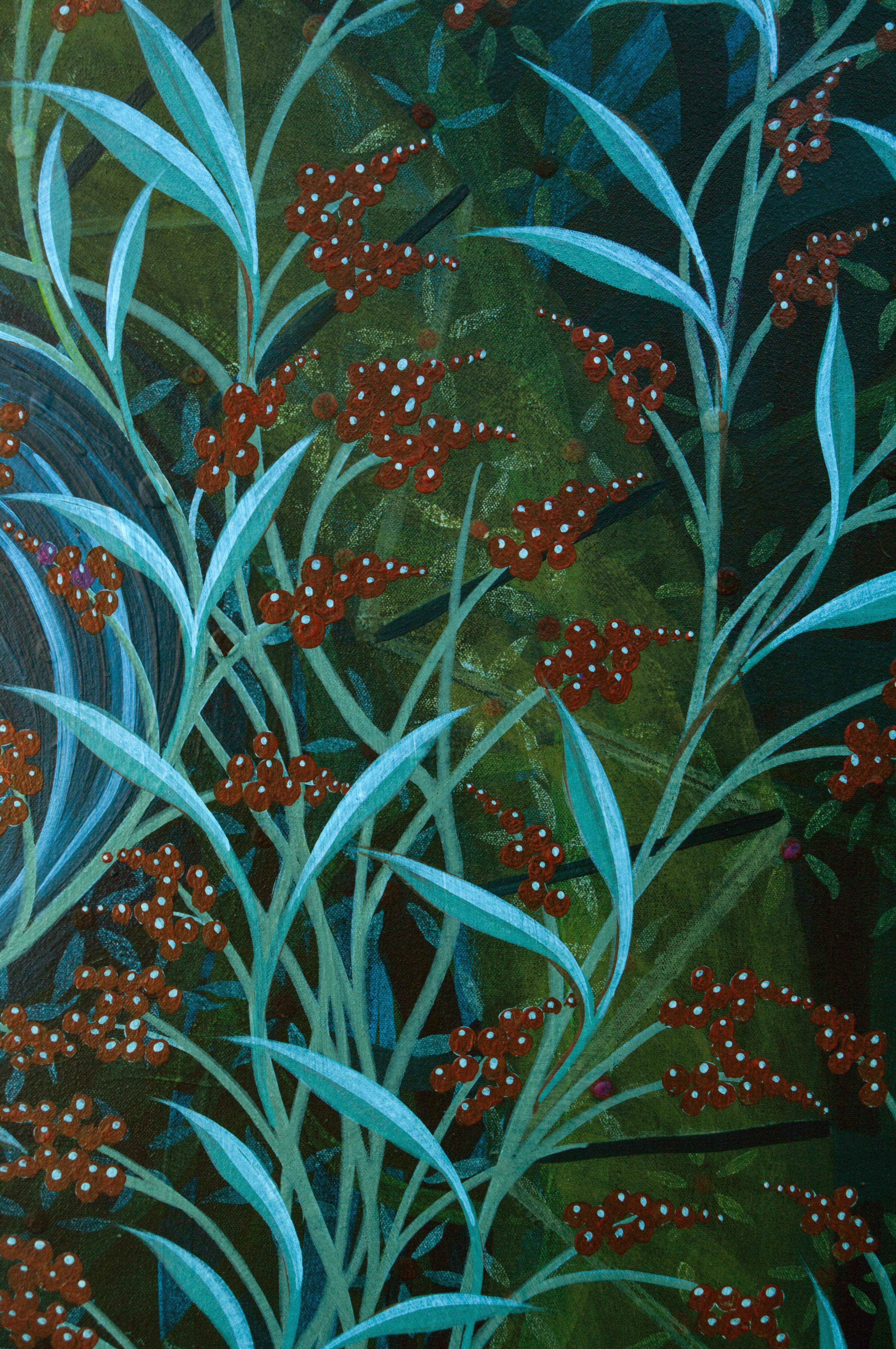 Cherries - We Three Detail.
