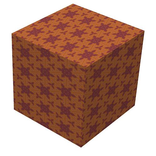 Cube No2 Fine Art Print