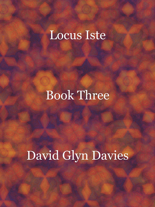 Book 'Locus Iste' - Poetry and Artworks