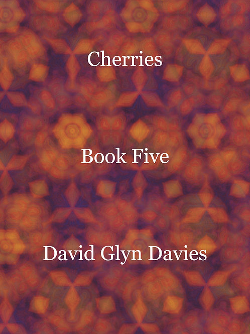 Book 'Cherries' - Poetry and Artworks