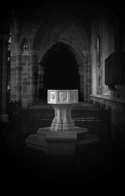 St.David's Cathedral Hobart Tasmania