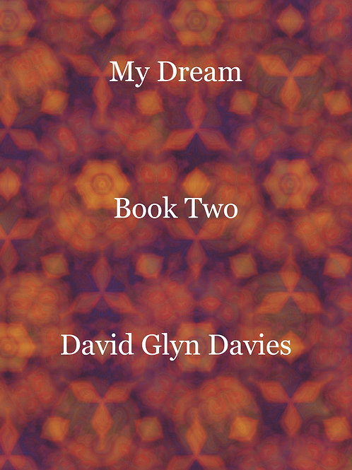 Book 'My Dream' - Poetry and Artworks