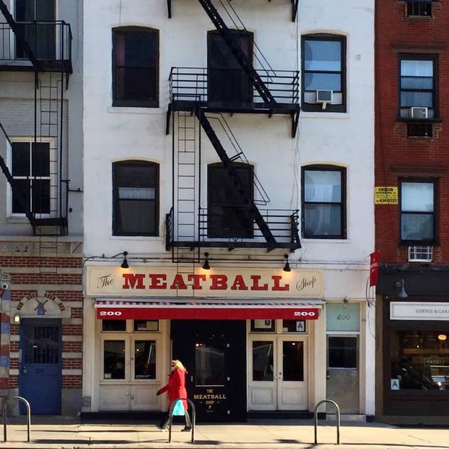 MEATBALL, NYC (1415)