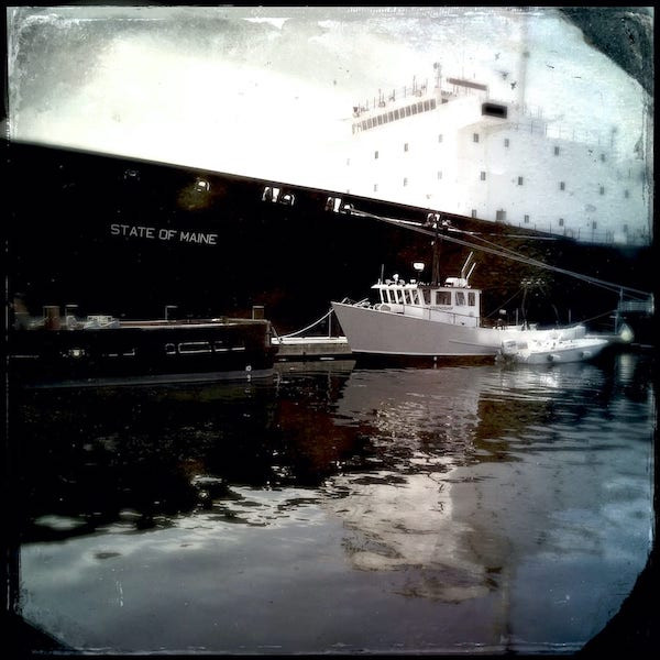 Training Ship State of Maine
