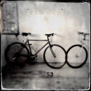TWO BICYCLES (2595), MIAMI