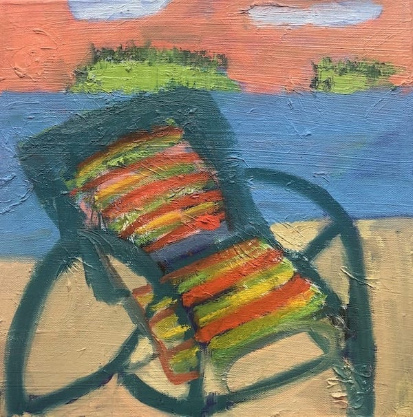 Beached Chair