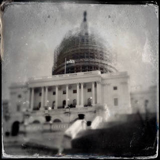 THE CAPITOL: WEST FRONT (E0370)