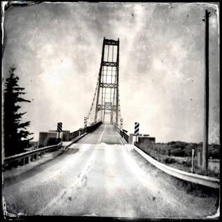 DEER ISLE-SEDGWICK BRIDGE (GOING SOUTH)