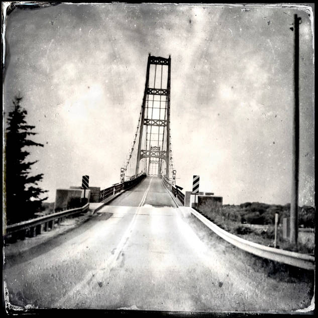 DEER ISLE-SEDGWICK BRIDGE (GOING SOUTH)