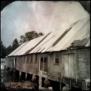 BOATHOUSE, DEER ISLE