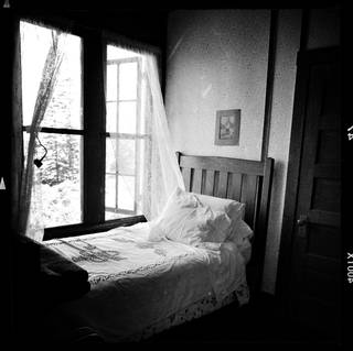 BIG HOUSE BEDROOM (2686)