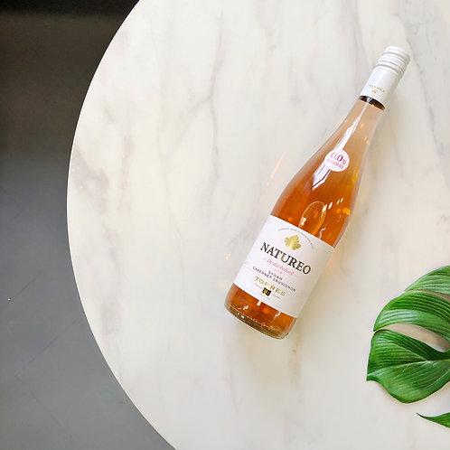 """Вино Torres, """"Natureo"""" Rose (non-alcoholic wine), 2018"""