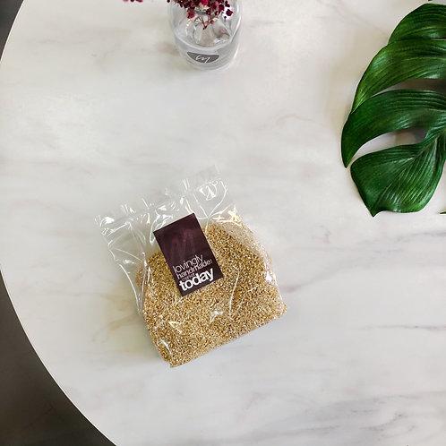 Крупа из пшеницы полбы дробленная