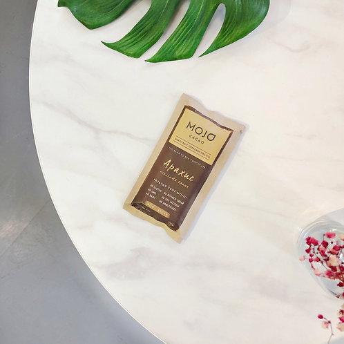 "Шоколад горький ""Арахис и соленый кранч"", 72% какао Mojo Cacao"