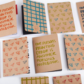 Method talks to Jenny from the Misprint Co. about repurposing, responsibility and up-cycling.