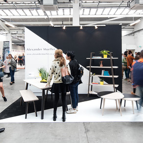 How to exhibit at a design show