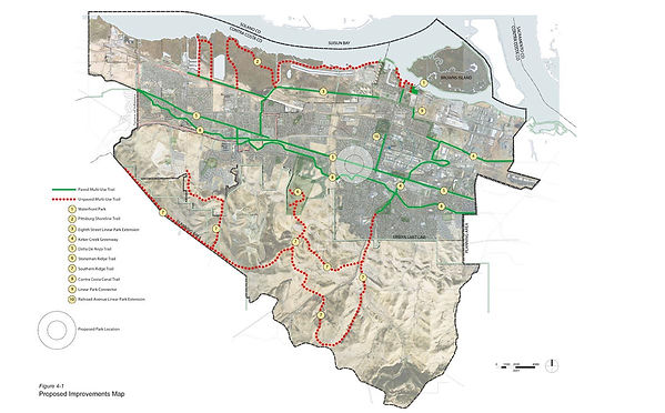 pittsburg california green infrastructure urban design