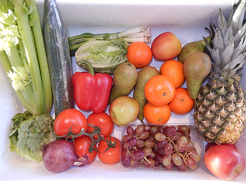 Medium Fruit & Salad Box