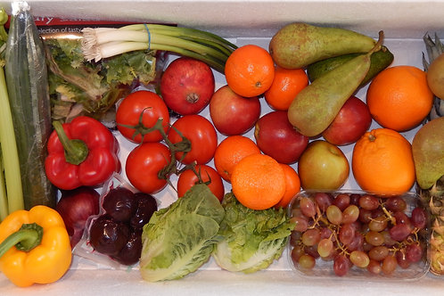 Large Fruit & Salad Box