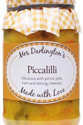 Mrs Darlington's Piccalilli