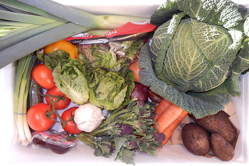 Medium Veg & Salad Box