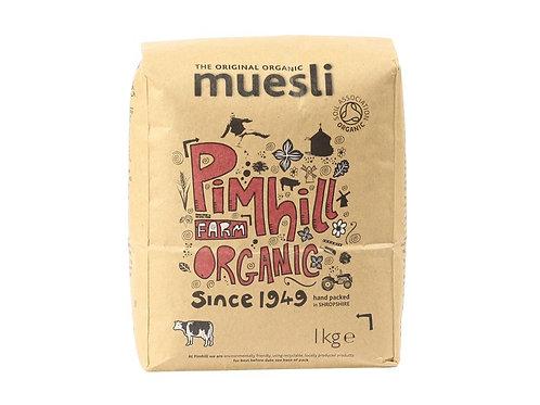 Pimhill Farm Organic Muesli 1kg