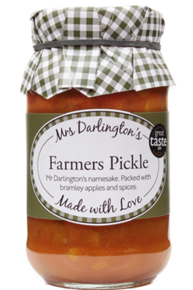 Mrs Darlington's Farmers Pickle