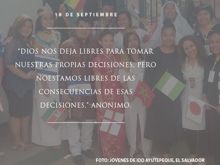 18 de Septiembre