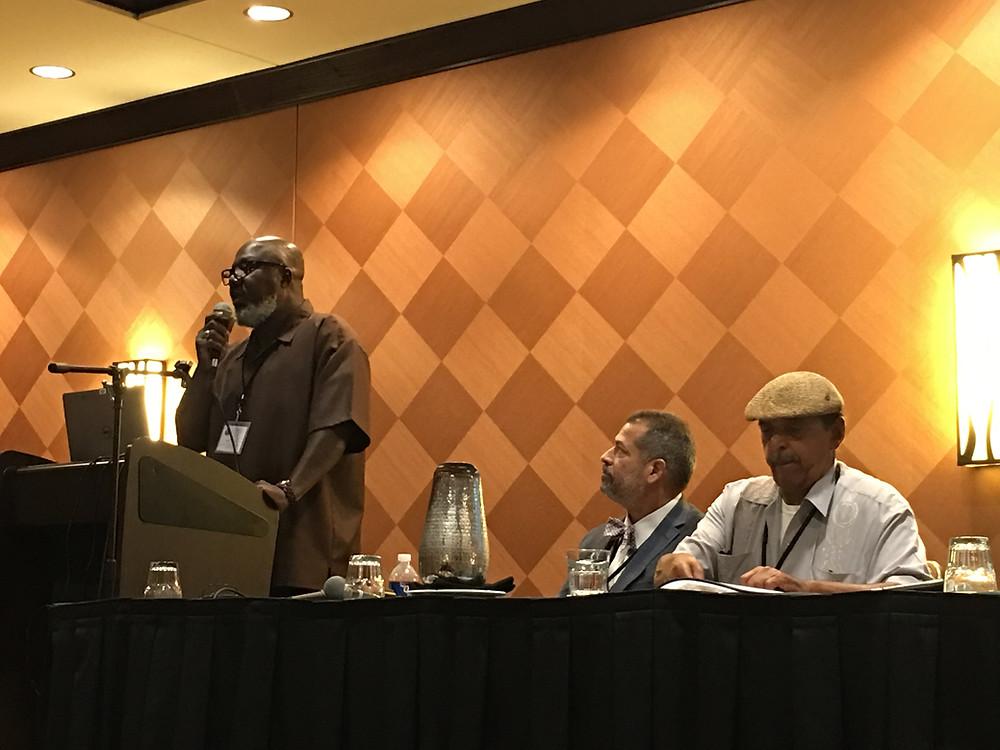 Mr. Hilton Kelley Speaking at the EPA Region 6 Environmental Justice Summit