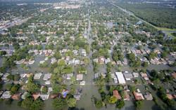 Port Arthur, TX after Harvey flood