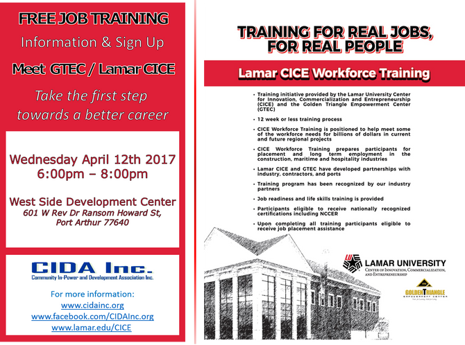 Free Job Training & Job Placement Assistance!