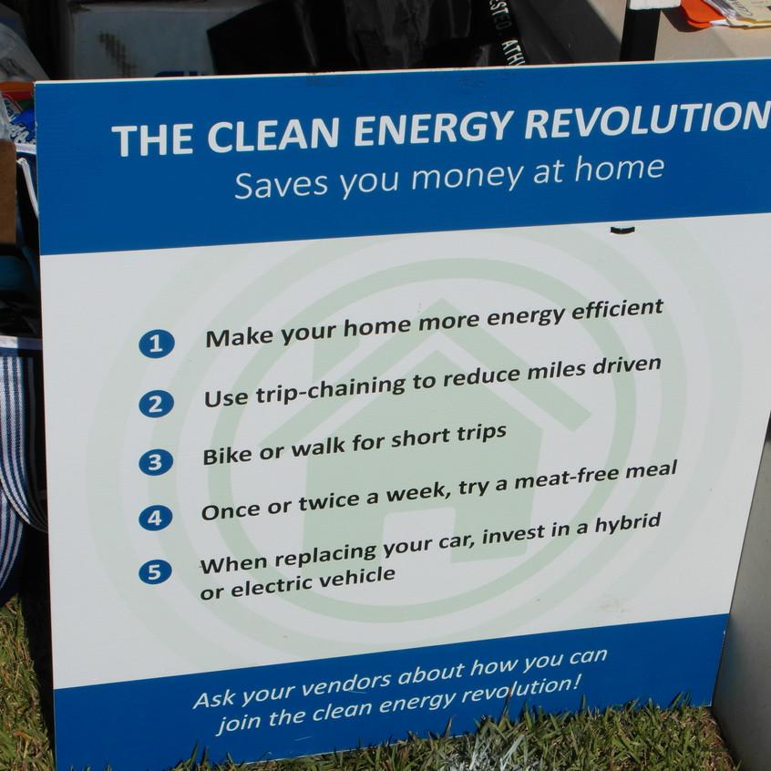 Clean Energy Tips