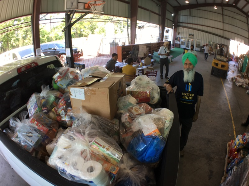 United Sikhs Donations