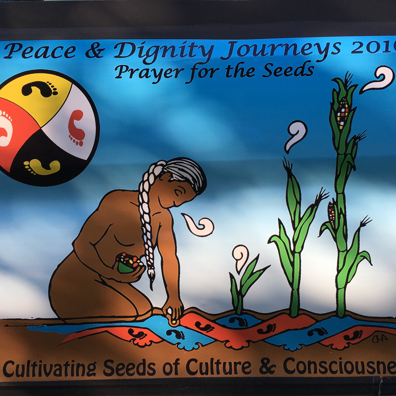 Peace & Dignity Journeys 2016 banner