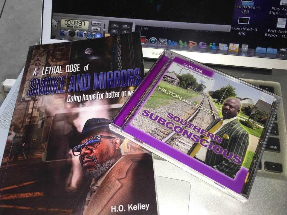 Hilton Kelley Book & CD