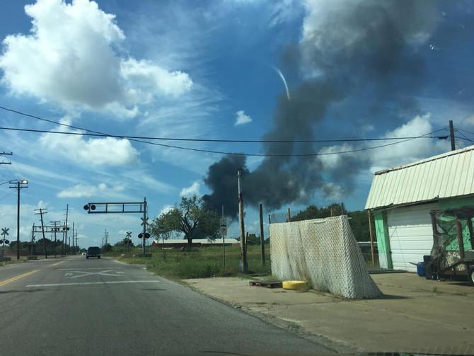 Major Fire at Valero Refinery in Port Arthur