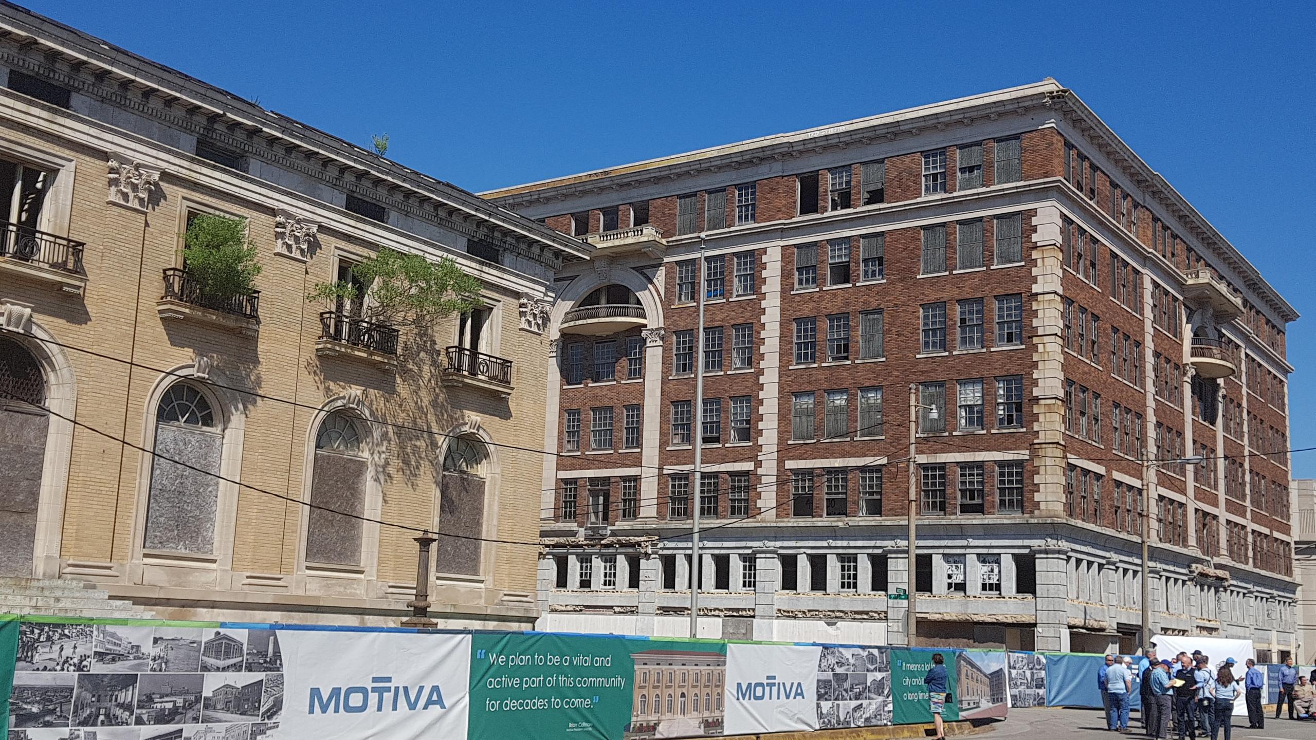 Federal Building & Adams Building