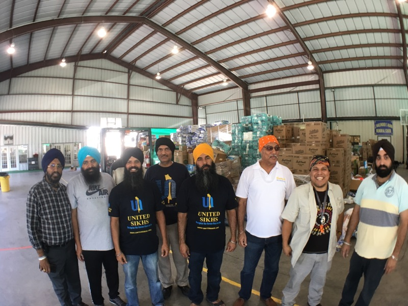 United Sikhs & Bryan Parras