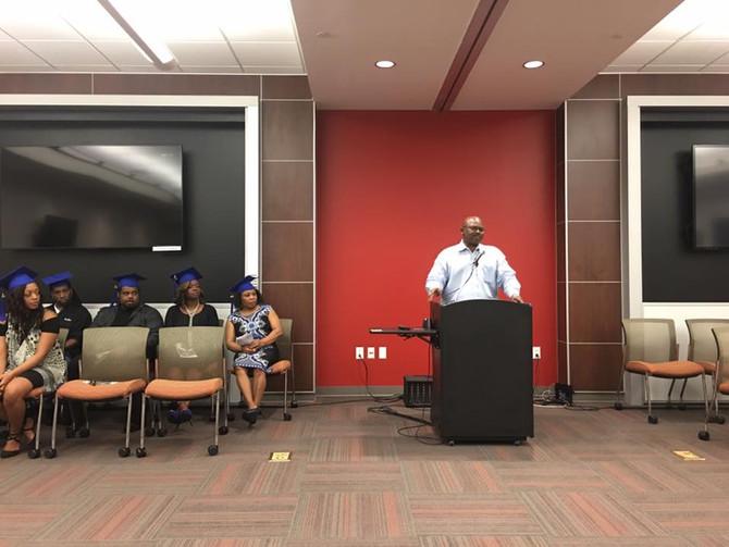 GTEC / Lamar CICE Graduation