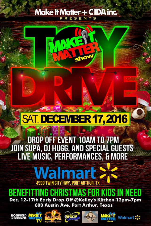 Help make the Children's Christmas Merry