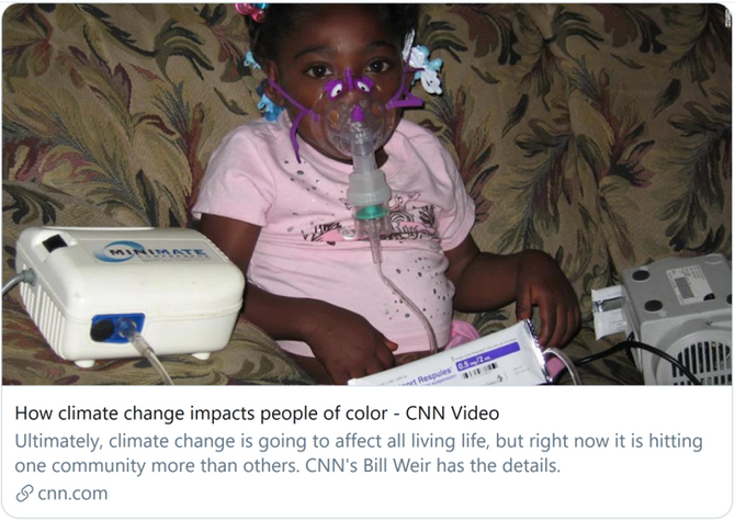 CNN Meets with CIDA's Hilton Kelley